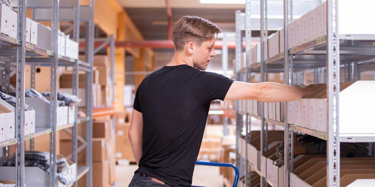 Fulfillment: Pick & Pack im Warenlager